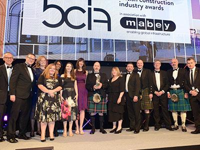 BCI Award Success for Academy9
