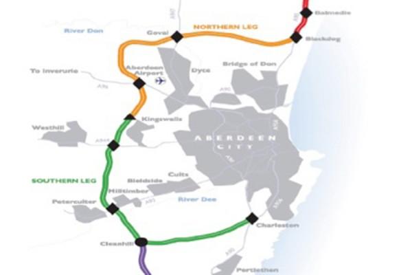 Aberdeen Western Peripheral Route (AWPR) and A90 Balmedie to Tipperty Scheme
