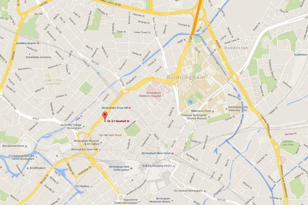 Fairhurst Birmingham