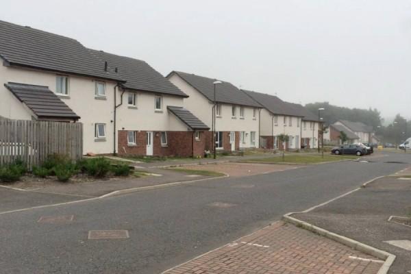 Newbyres – Gore Ave, Gorebridge