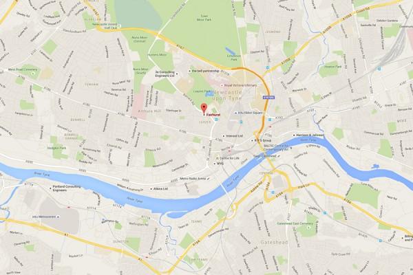Fairhurst Newcastle upon Tyne