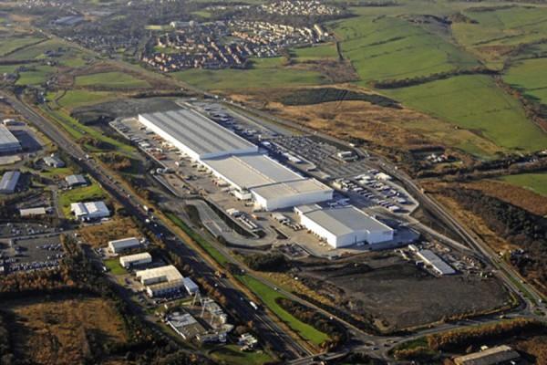 Tesco Distribution Centre, Livingston