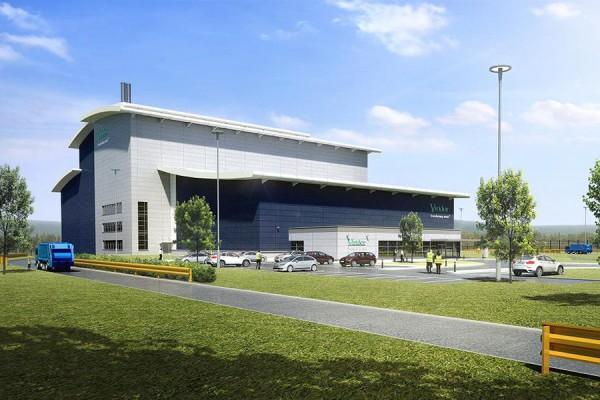 Dunbar Energy from Waste Facility