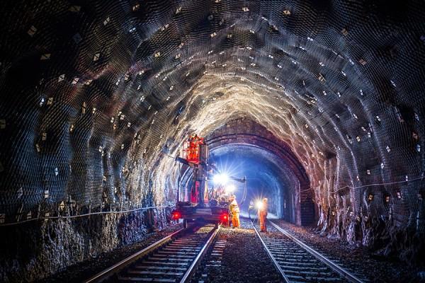 Moncrieff Tunnel