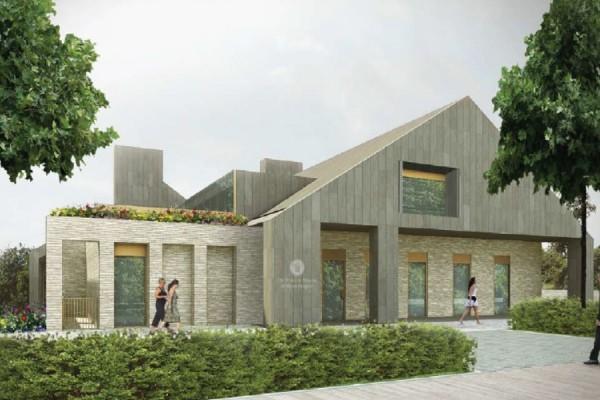 Bellahouston Park New Hospice